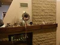 Krb v obývacím pokoji - Morávka