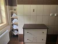 Velká koupelna - Morávka