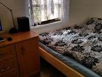 malá ložnice - chata k pronajmutí Čeladná