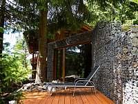 Odpočinková terasa - Bílá