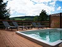Swim Spa s protiproudem - Bílá