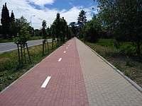 Cyklostezka - Dolní Lomná