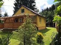 Chata k pronajmutí - dovolená Vodní nádrž Horní Bečva rekreace Dolní Bečva