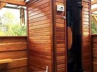 Infra sauna - chata ubytování Dolní Bečva
