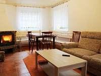 Obývací pokoj - Dolní Bečva