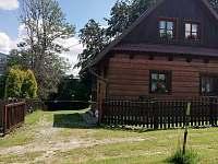 K chatě je celoroční příjezd - ubytování Ostravice
