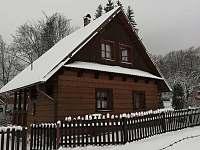 Zima nikdy nezklame - chata ubytování Ostravice