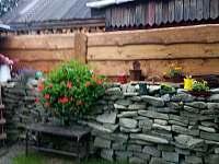 Zahrada - apartmán k pronajmutí Tyra