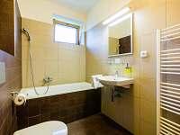 Apartmán A1 - koupelna
