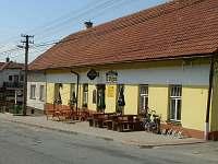 300 m naše oblíbená  hospůdka u Fojtů:-) výborné pivo na malý útěk z domu :-)!