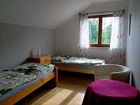 pokoj č. 4 ( západní strana)