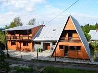 Levné ubytování Koupaliště Zubří Chalupa k pronajmutí - Dolní Bečva