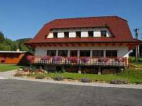 ubytování Beskydy v penzionu na horách - Horní Bečva
