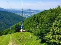 Chalupa k pronajmutí - zimní dovolená Prostřední Bečva