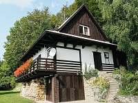 Chata k pronájmu - dovolená Koupaliště Vigantice rekreace Velké Karlovice - Soláň