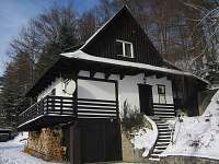 ubytování Velké Karlovice - Soláň Chata k pronájmu