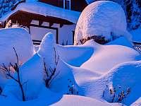 Chata Pohoda zima