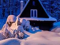 Chata Pohodička zima