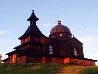 kaple Cyrila a Metoděje na Radhošti - Kunčice pod Ondřejníkem