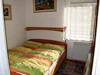 ložnice č.1 přízemí dvě lůžka