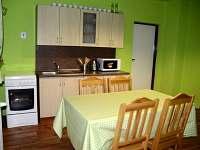 Apartmán 2 kuchyň
