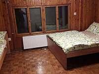 4x4 - lůžkový pokoj