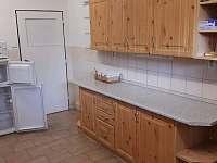 Kuchyň v přízemí - Jasenná