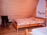ložnice větší - Trojanovice