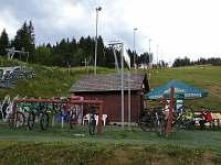 Bike Park Kyčerka ve Velkých Karlovicích - 6 km od domu