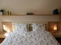 Apartmán č. 1, ložnice