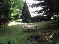 Chata k pronájmu - dovolená Bazén Rožnov pod Radhoštěm rekreace Trojanovice