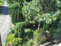 zahradka - apartmán ubytování Zubří
