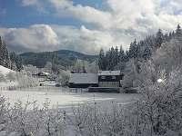 Velké Karlovice - Pluskovec - chalupa k pronajmutí - 2