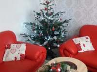 Obývací pokoj-vánoce