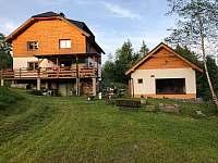 Staré Hamry - osada Bílý Kříž - chata k pronajmutí - 11