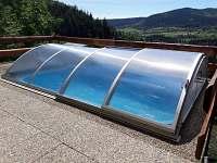 Bazén se zastrešením - Dolní Lomná