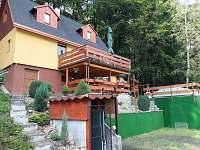 Chata - ubytování Dolní Lomná