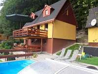 ubytování  na chatě k pronajmutí - Dolní Lomná