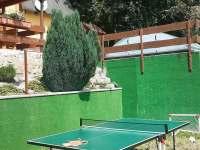 Pingpongový stůl - Dolní Lomná
