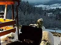 Zimní chata - k pronajmutí Dolní Lomná