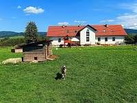 ubytování Bukovec v rodinném domě na horách