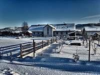 Rideczech zima - pronájem rekreačního domu Jablunkov