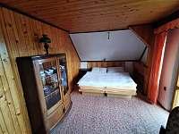 Ložnice - chata k pronajmutí Frenštát pod Radhoštěm