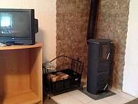 Společenská místnost s televizí