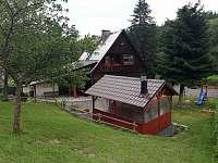 Velké Karlovice - chalupa k pronajmutí - 13