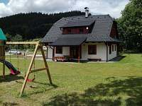 Chalupa k pronajmutí - dovolená Koupaliště Velké Karlovice rekreace Velké Karlovice