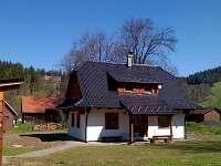 Chalupa k pronajmutí - zimní dovolená Velké Karlovice