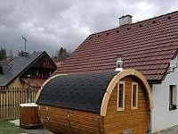 Sauna - chalupa ubytování Nový Hrozenkov