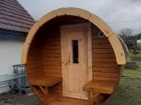 Sauna - pronájem chalupy Nový Hrozenkov