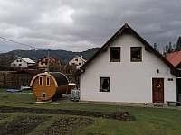 Sauna - chalupa k pronájmu Nový Hrozenkov